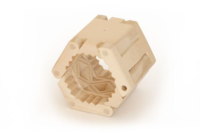 Forma na oscypka branzoleta