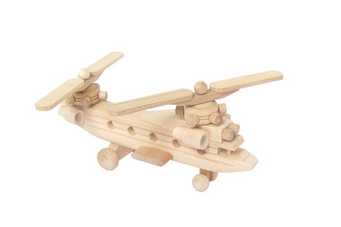 Smiglowiec zabawka drewniana