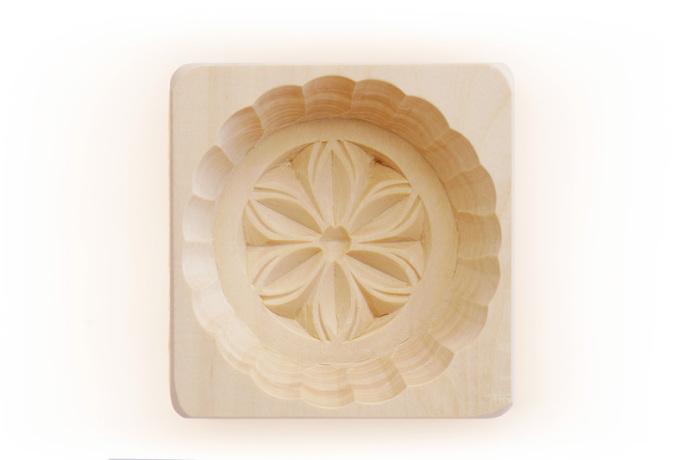 Forma na szarotke z masla kwadratowa