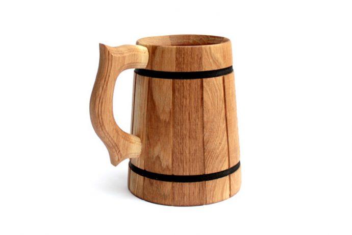 kufel drewniany bez wkladu 2